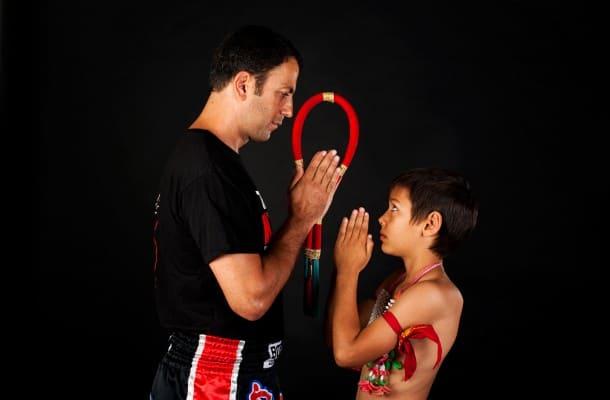 איגרוף תאילנדי לילדים